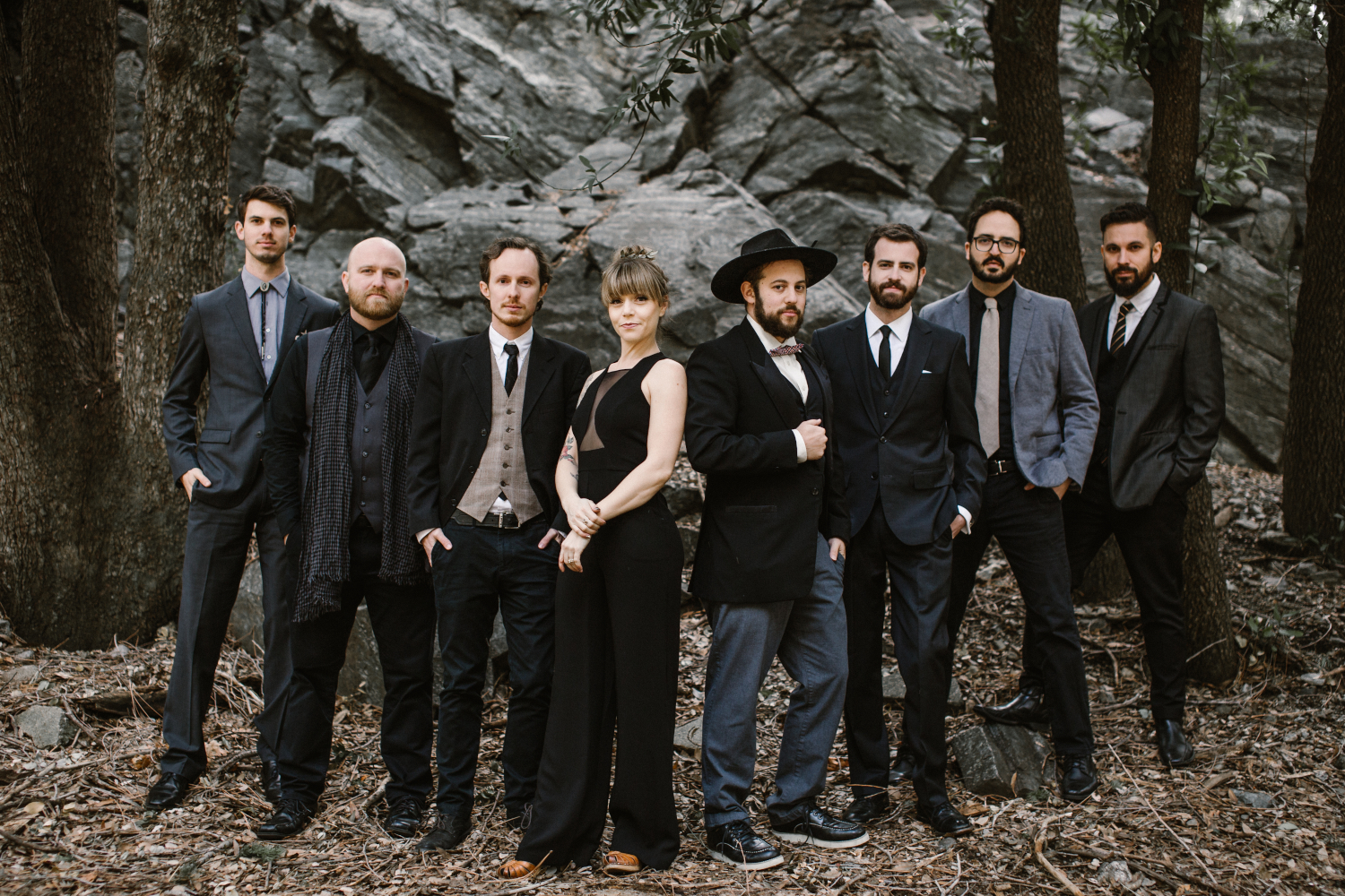 "Dustbowl Revival embarks on ""European Journey"" throughout October"
