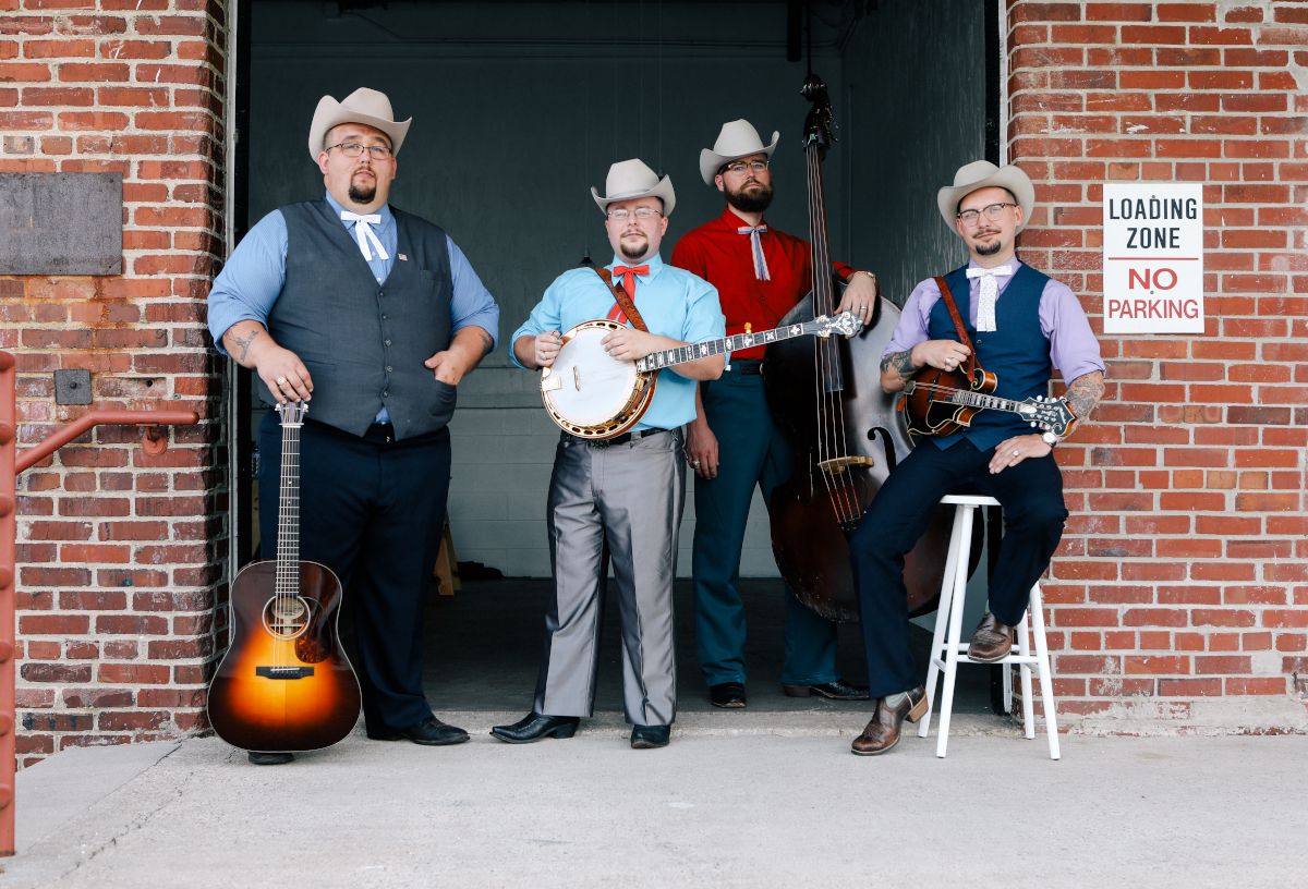 The Po' Ramblin' Boys to play Rotterdam and Amsterdam this week