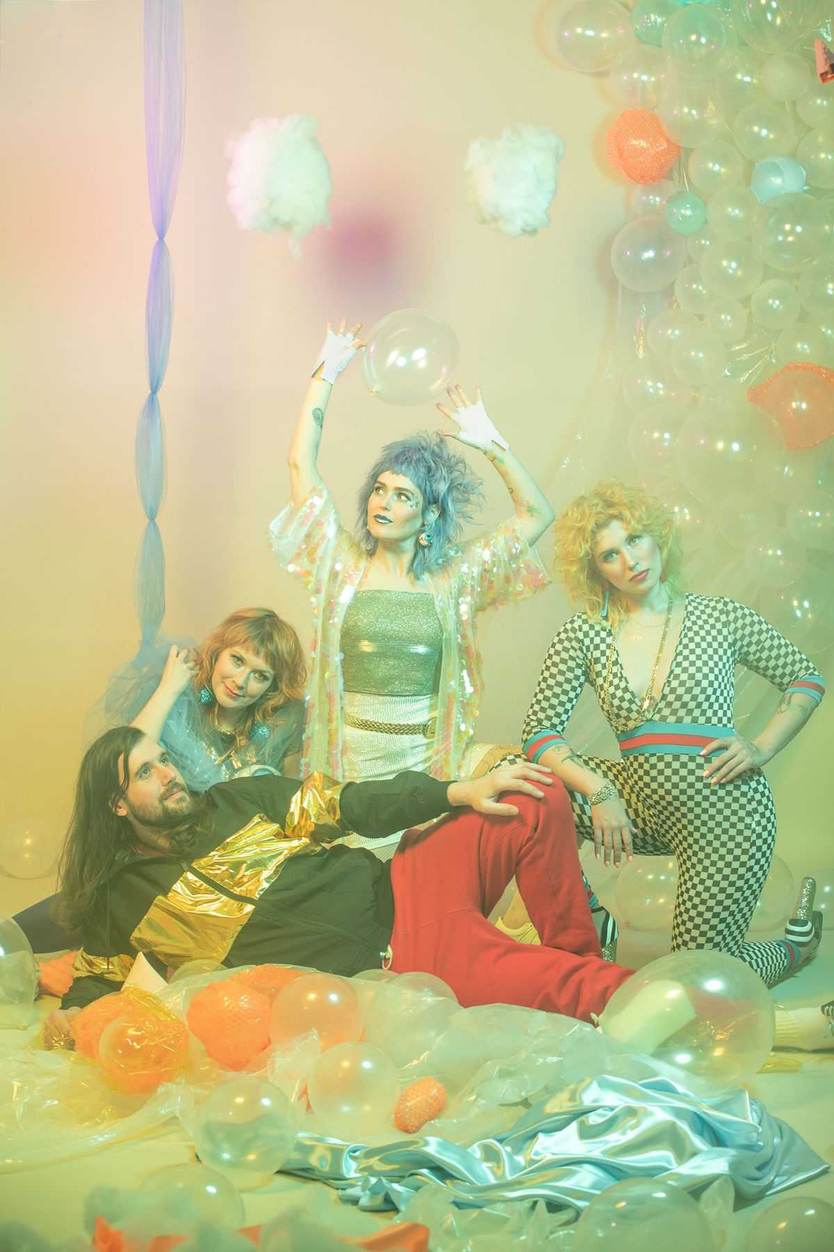 "Tacocat brings ""This Mess Is A Place"" over to the Netherlands in September"