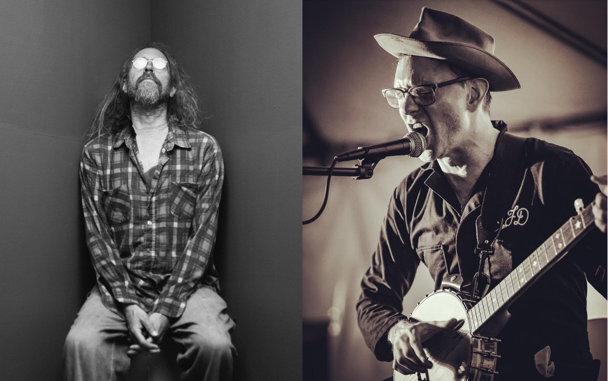 Charlie Parr and JD Wilkes (Legendary Shack Shakers) team up and hit the road this summer