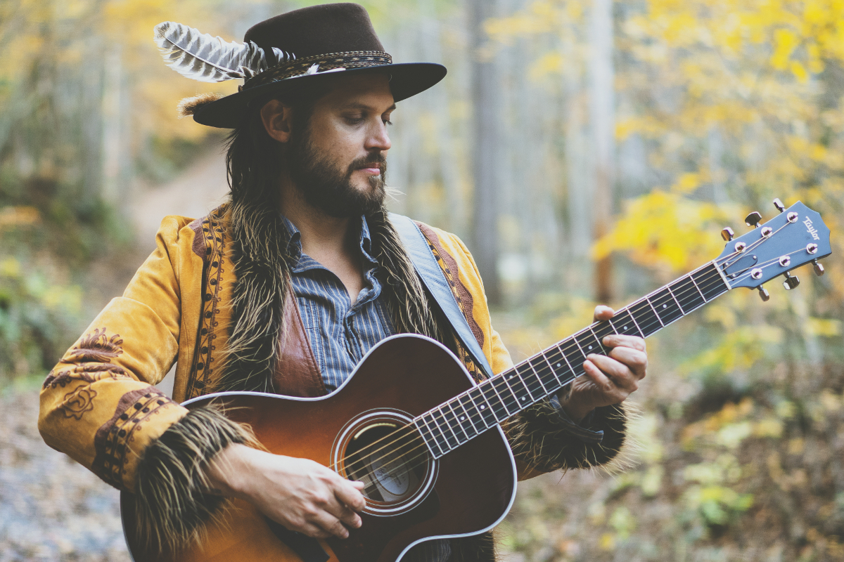 Chance McCoy (Old Crow Medicine Show) plots Dutch tourdates for spring