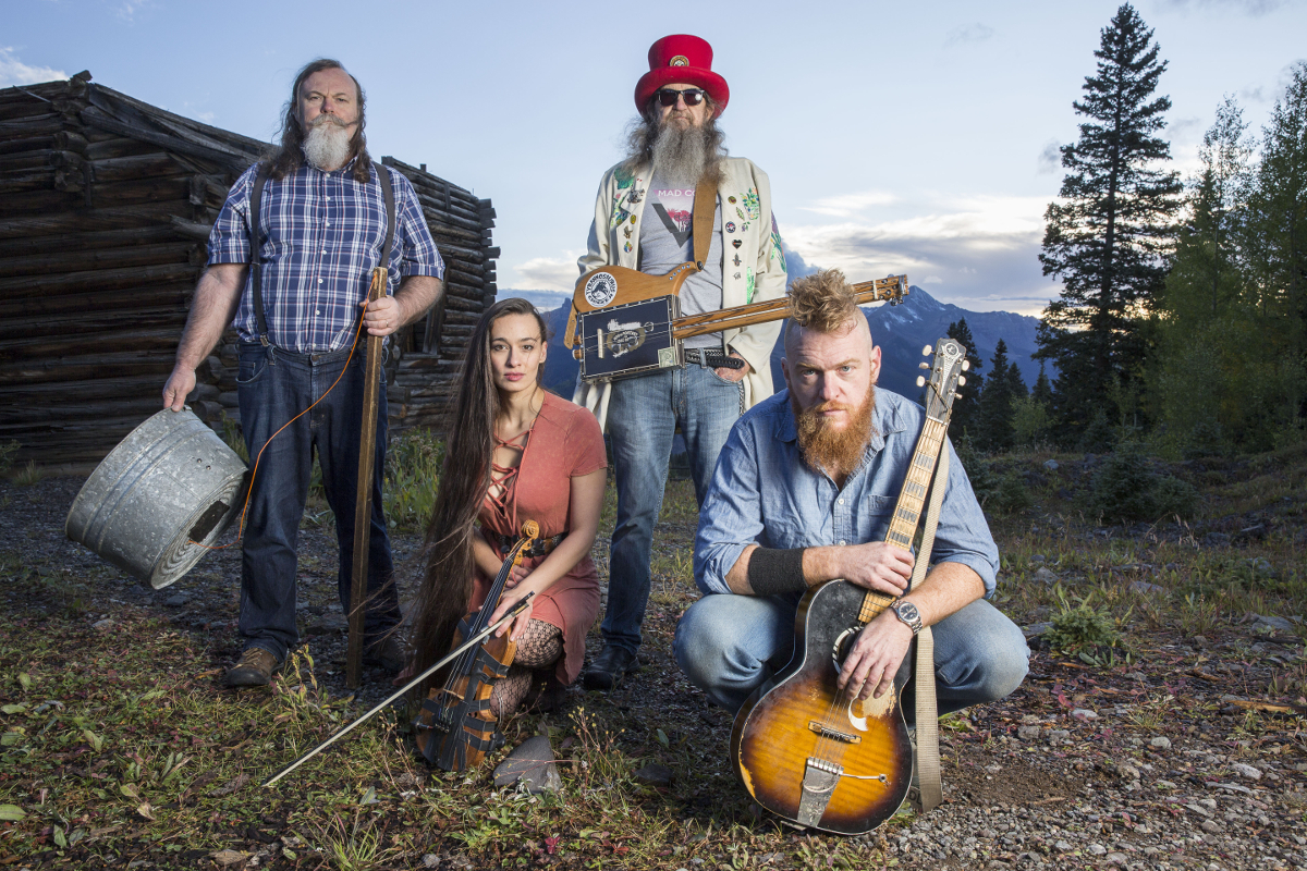 "Ben Miller Band bring new album ""Choke Cherry Tree"" to Europe this summer"