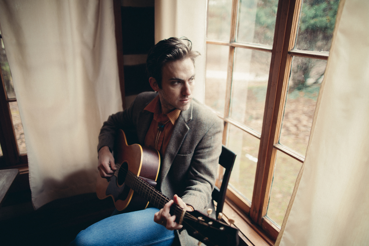 Andrew Combs hits Europe for five exclusive shows this week