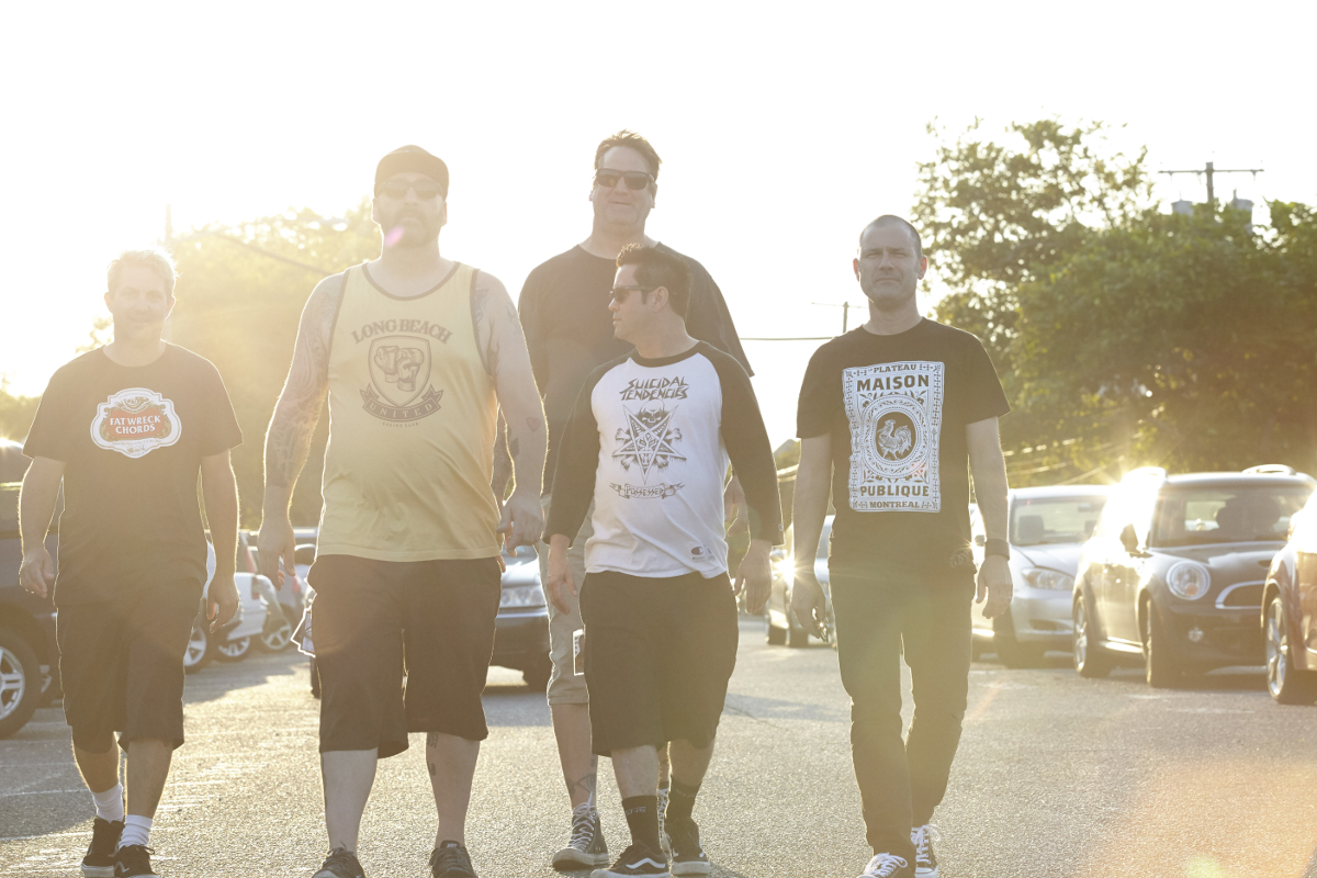 Lagwagon confirms show in Arnhem for late August