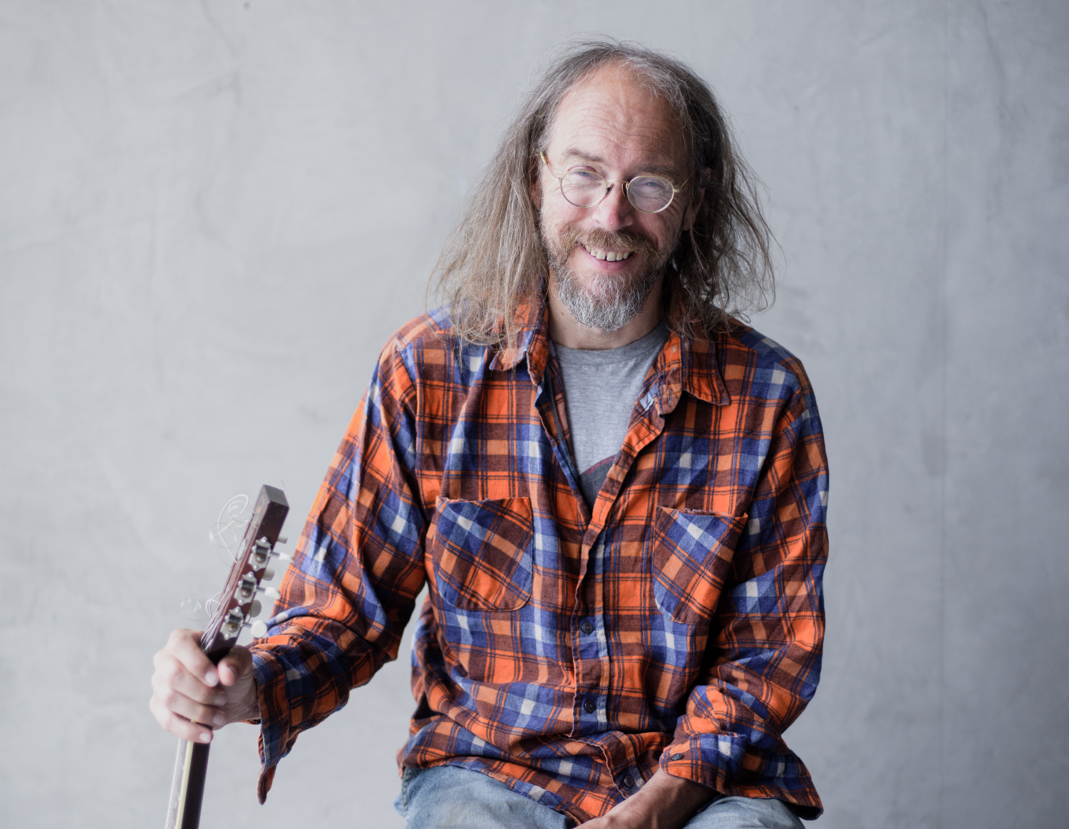 Charlie Parr's extensive European tour to start this Sunday in Utrecht