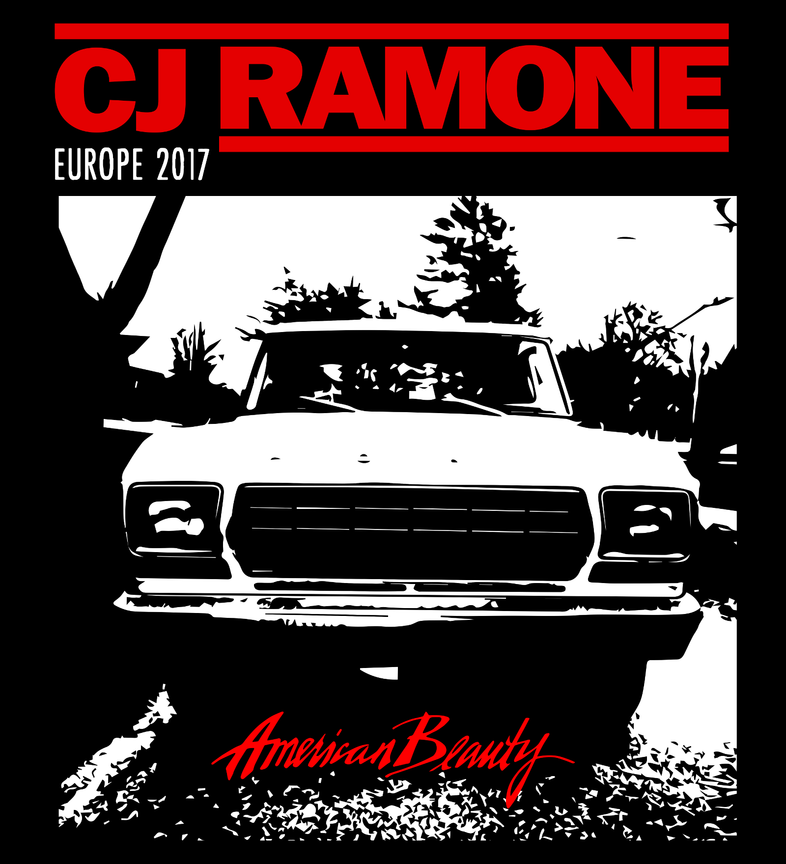 "Hey Ho! Let's Go! CJ Ramone's ""American Beauty"" tour kicking off this week"