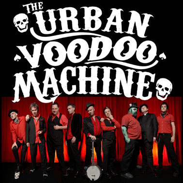 The Urban Voodoo Machine for Dranouter and more