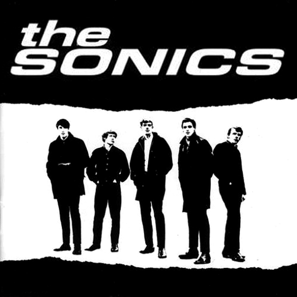 This weekend: THE SONICS at SPEEDFEST!