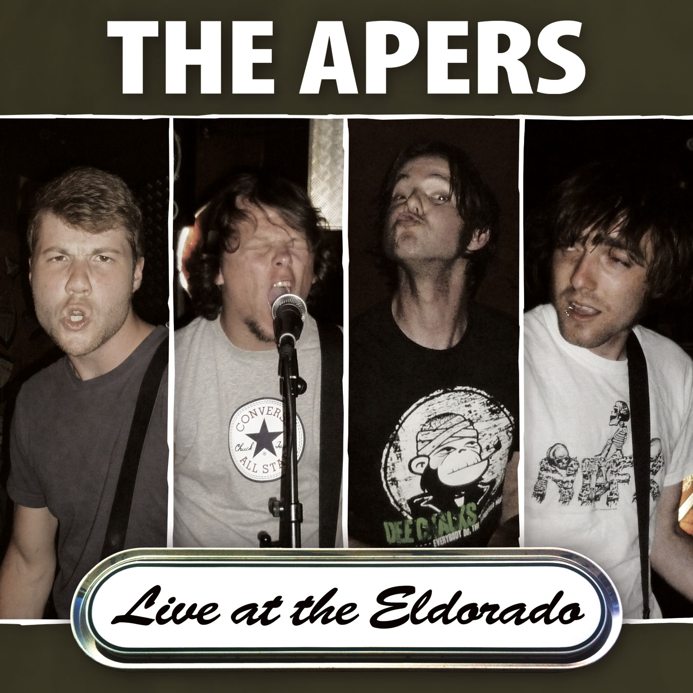 The Apers release live-record and tour