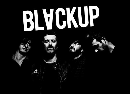 An update from a band from Gent: BLACKUP