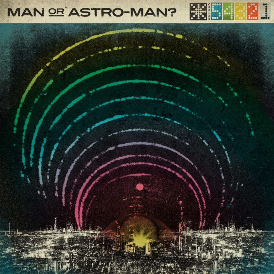 Man Or Astro-Man? for exclusive show to Patronaat