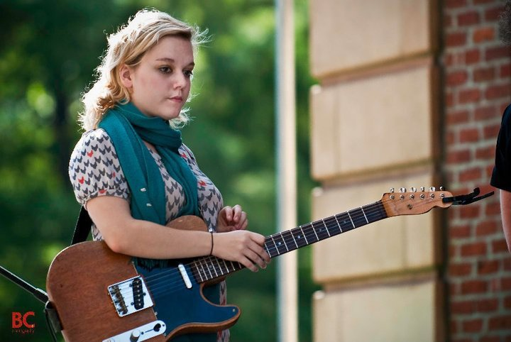Lydia Loveless and Todd May head down to Spain