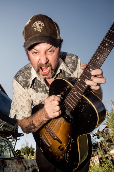 Scott H. Biram starts Europe tour this Thursday at Roadburn