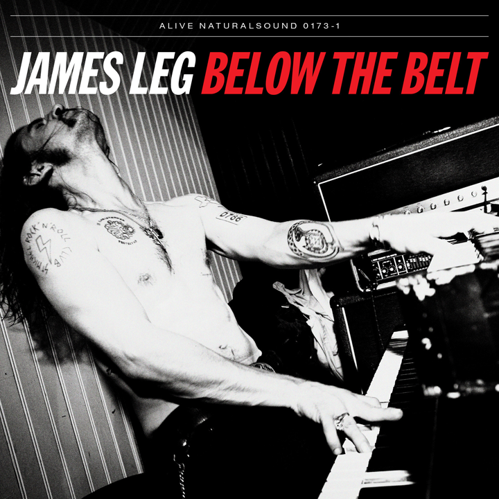 "James Leg hits ""Below The Belt"" on THREE occasions this week"