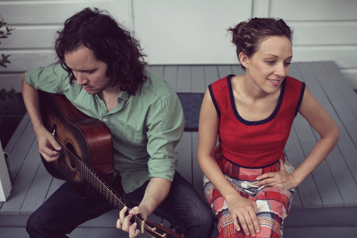 Mandolin Orange return to NL this May