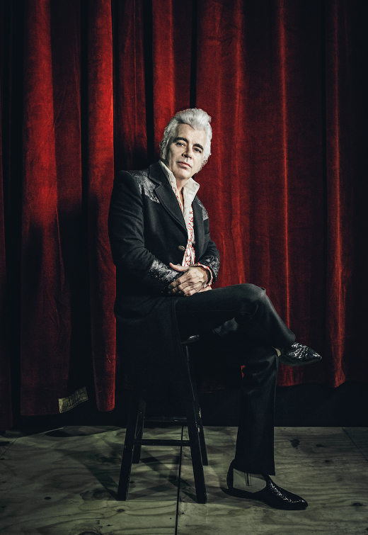 "Dale Watson takes ""Call Me Insane"" to Utrecht, Haarlem and Heerlen this October"