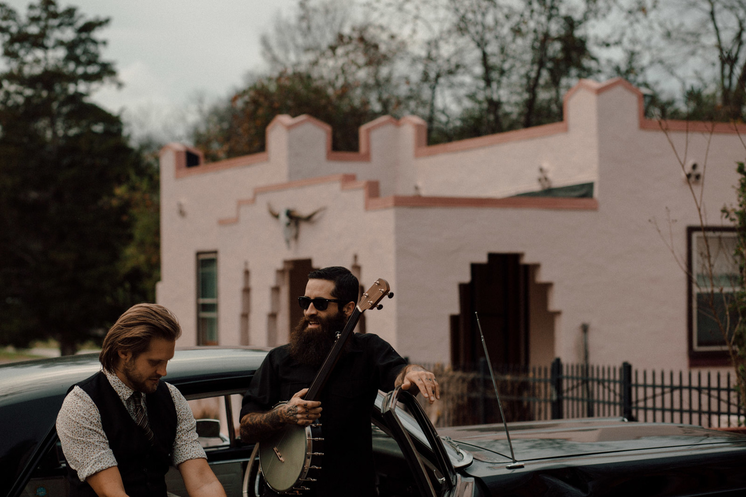 J.P. Harris & Chance McCoy (Old Crow Medicine Show) tour Europe this winter