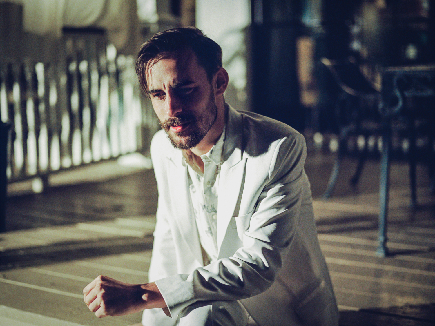 Robert Ellis' European dates coming up!